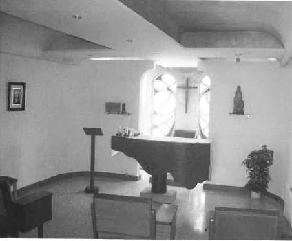 Nova capella oratori del centre